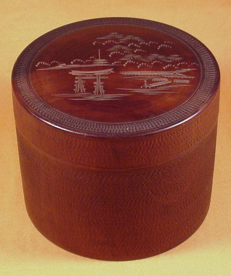 Round wooden boxes for Circular wooden box